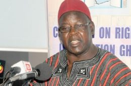 Mr. Vitus A Azeem, Chairman - Tax Justice Coalition Ghana